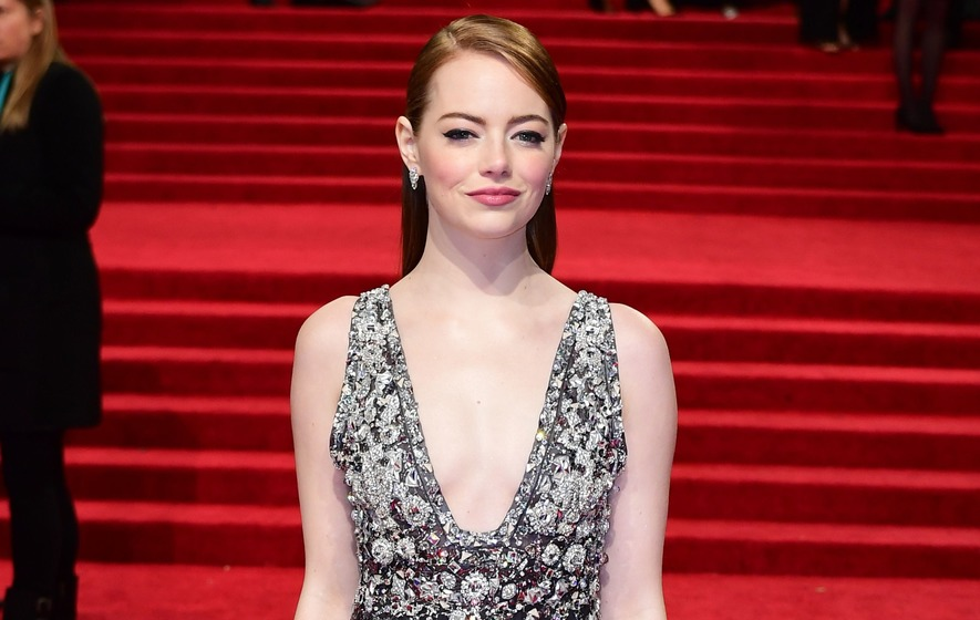 Emma Stone tops 'Forbes' highest paid actresses list for 2017