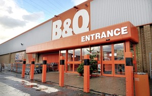 B&Q blames bad weather for summer sales slump