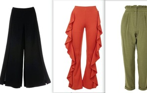 Trousers trends to give your summer wardrobe a stylish leg up