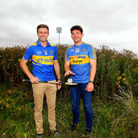 Tipperary stars not letting the grass grow under their feet after All-Ireland exit