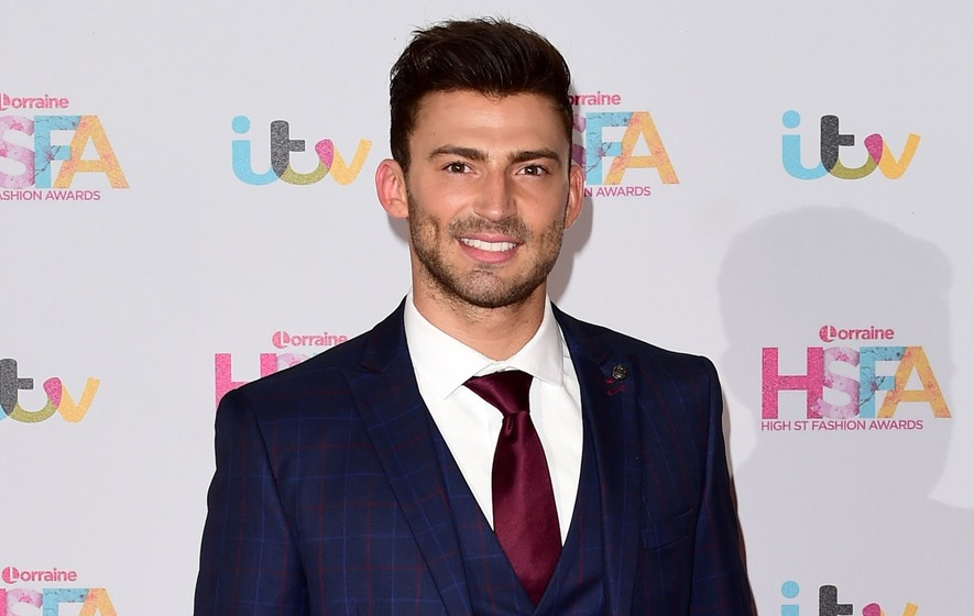 Jake Quickenden Reveals He Hid His Receding Hairline In I M A Celeb