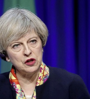 Theresa May admits 'a lot to be done' in Brexit negotiations
