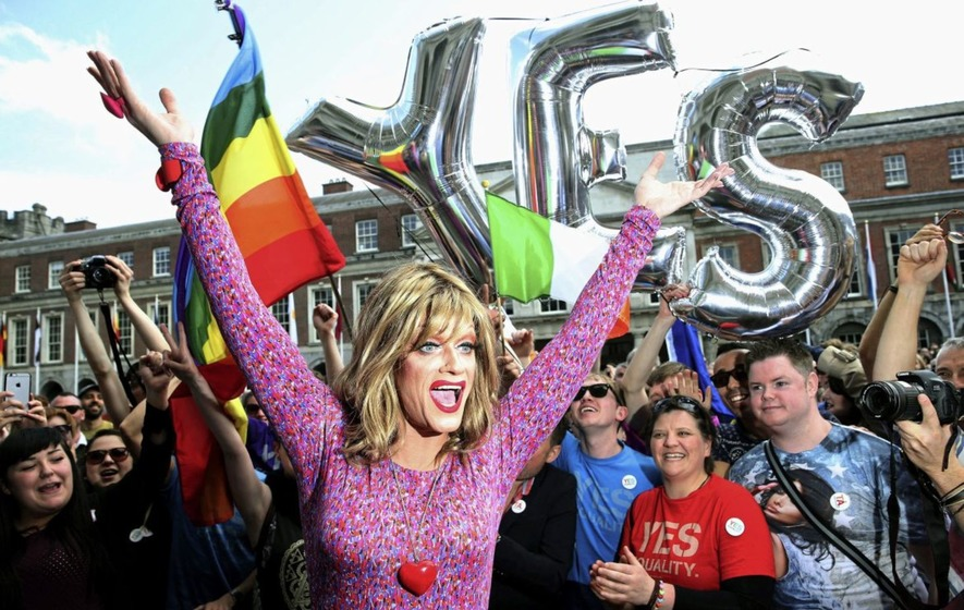 rights in ireland Gay