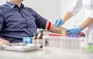 Giving blood: When, where and can I go to the gym afterwards?