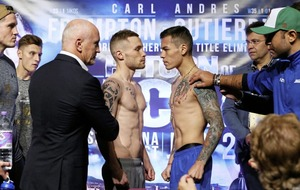 Carl Frampton leaves Barry McGuigan's Cyclone Promotions
