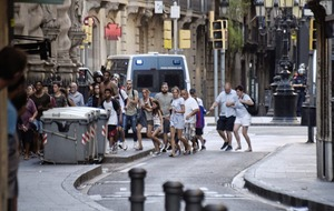 Irish boy (5) suffers broken leg in Barcelona terror attack