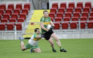 Two-goal Packie Downey guides Bryansford into next round of Down SFC