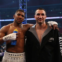 Anthony Joshua admits massive disappointment over Wladimir Klitschko retirement