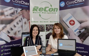 Co Antrim firm CoreChex launches innovative new app to reduce the need for pen and paper forms