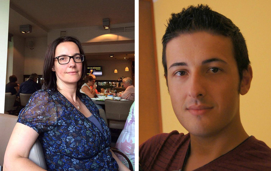 Some of the dead and injured in Spain's terror attacks