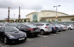 Girls attacked with bleach in Newry carpark