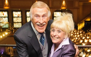 Sir Bruce Forsyth 'last of the truly great entertainers' – Dame Barbara Windsor