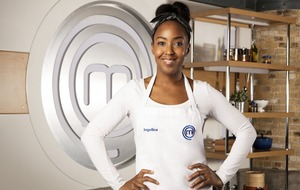 Angellica Bell and Henri Leconte cook their way to MasterChef semi-final