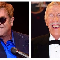 It was an honour to work with Sir Bruce Forsyth – Sir Elton John