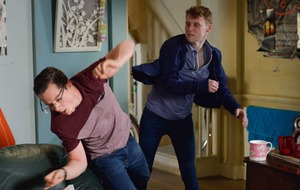 EastEnders' Jay Brown and Ben Mitchell to lock fists in explosive fight