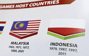 Indonesia expresses fury after Malaysian Southeast Asian Games organisers print flag upside down