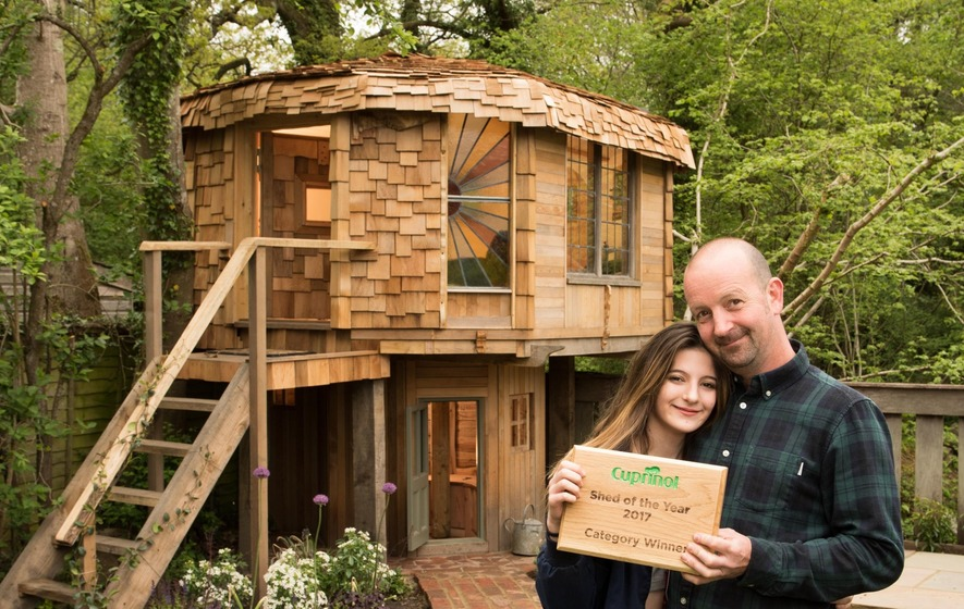 First Winners Chosen In Shed Of The Year Competition The