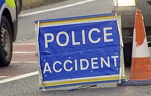 Pedestrian dies after M1 accident