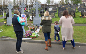 Martin McGuinness grave has become 'place of pilgrimage'