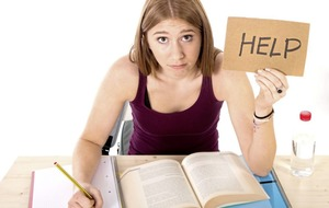 Three quarters of university students experience stress and anxiety