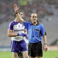 Cahair O'Kane: The ref and the rain hold the key for Tyrone