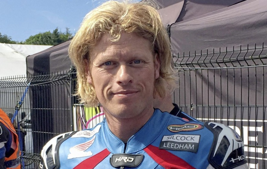 English rider Gavin Lupton dies from injuries sustained at Ulster Grand Prix