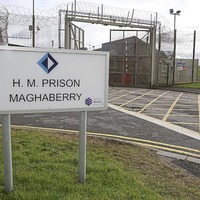 Prisoner dies in Maghaberry jail