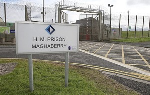 Maghaberry Prison being used 'as a mental health facility'