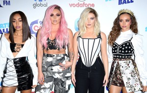 Little Mix could land this week's number one single