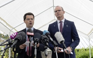 Fresh round of Stormont talks on agenda as James Brokenshire travels to Dublin