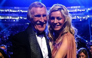 Tess Daly thanks Sir Bruce for a decade of happy Strictly memories