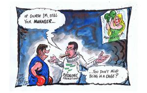 John Manley: It's difficult to disagree with DUP over Sinn Féin's talks 'stunt'