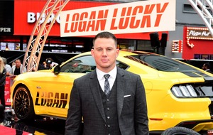 Channing Tatum says Logan Lucky co-star Daniel Craig 'can be in any skin he wants to'