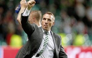 Brendan Rodgers insists Celtic won't let up in European mission