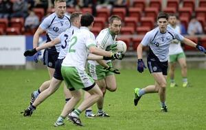 Burren and Kilcoo stroll into Down SFC quarter-finals