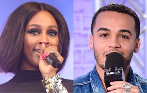 Aston Merrygold and Alexandra Burke to reignite X Factor rivalry on Strictly