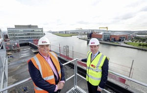New Marriott Hotel at City Quays on track for early 2018 opening