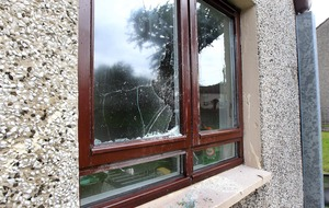 Pipe bomb thrown through window of Derry home