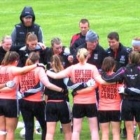 Video: Sligo corner-back Etna Flanagan: Football has helped immensely