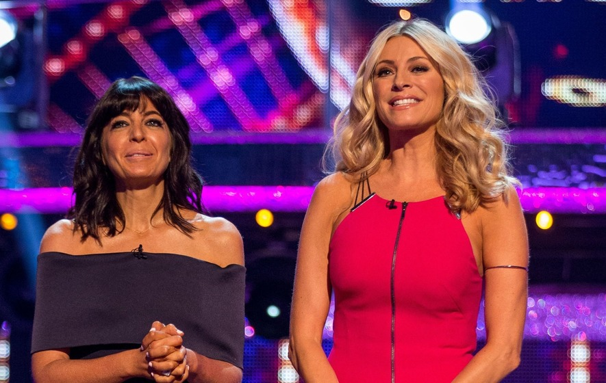 Strictly Come Dancing 2017: final three contestants revealed
