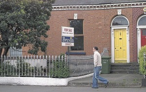 Northern Ireland mortgage sales plummet by almost 20 per cent in July