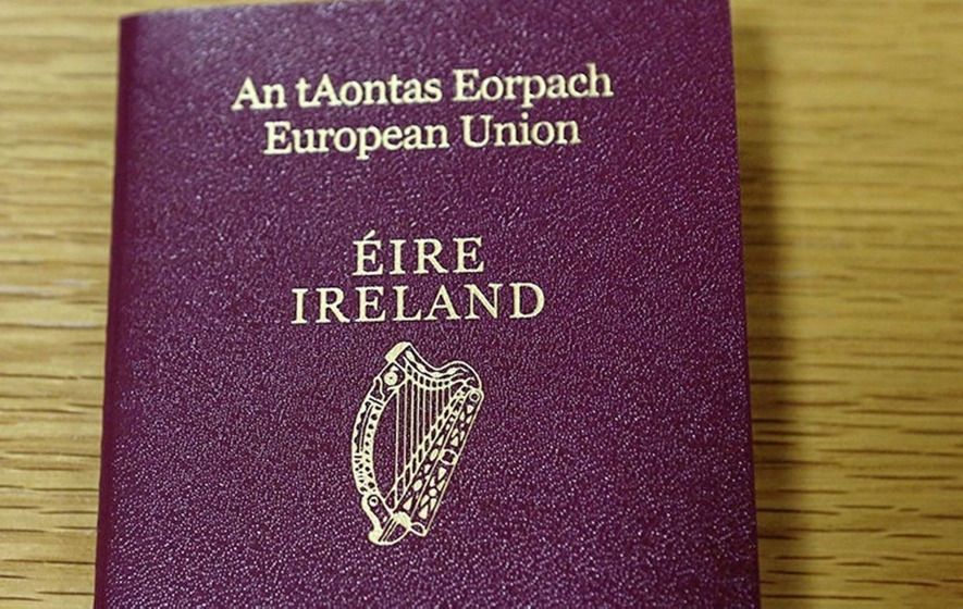 New benefits system problems for Irish passport and NI