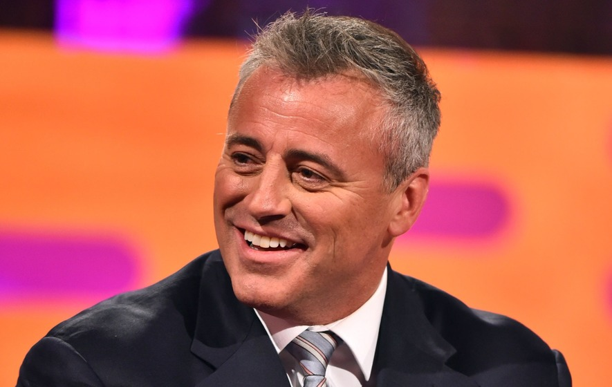 Matt LeBlanc just wants to do nothing