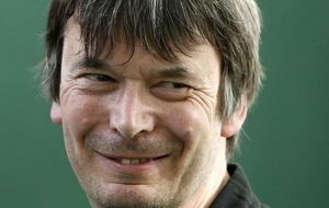 Ian Rankin tickles fans as he swaps words with emoji in newspaper letter
