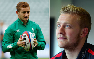 Ulster and Ireland players Paddy Jackson and Stuart Olding deny rape allegations, lawyers tell court