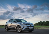 Toyota C-HR: Not so dull