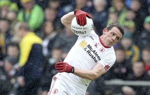 Tyrone aim to express themselves against Dublin - Aidan McCrory