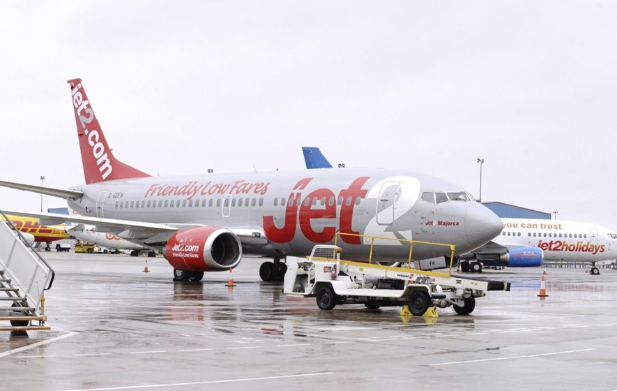 Leisure airline jet2.com announces 170 new jobs at Stansted