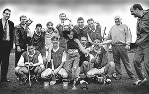 In The Irish News - Aug 24 1997: St Gall's win Irish News Ulster minor seven-a-side hurling title