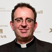 Strictly Come Dancing's Rev Richard Coles:  'This is the glamour of backstage'